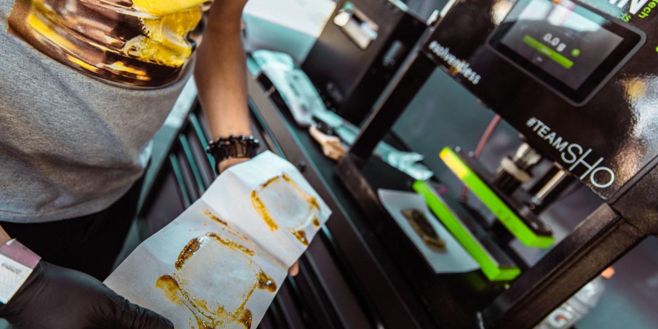 Developments in Rosin Tech: Making Pressing Rosin Easier than Ever
