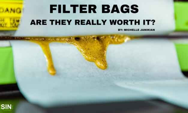 Flower Rosin: Are Filter Bags Worth It?