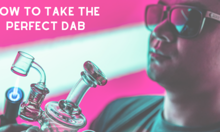 How To Take The Perfect Dab