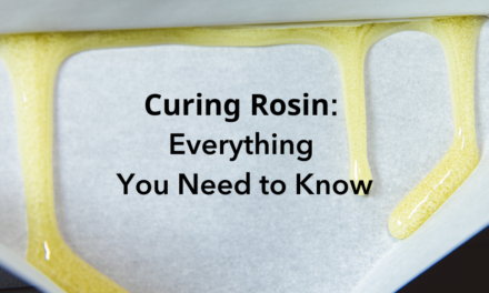 Curing Rosin: Everything You Need to Know