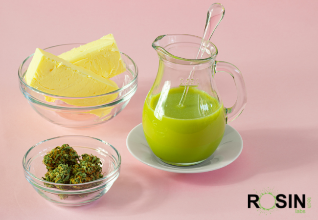 The Best Bases for Cooking with Cannabis