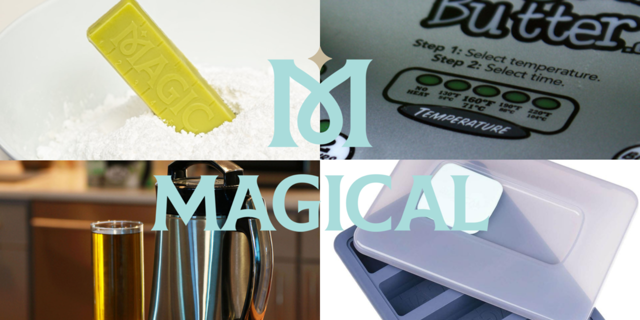 Easy Infused Edibles With The Magical Butter Machine